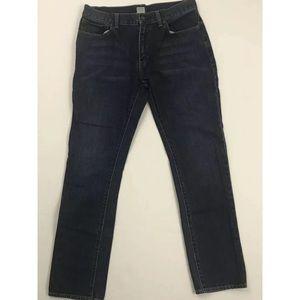 J Crew Men's Blue Urban Slim Jeans Size 32x32
